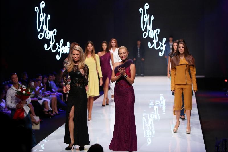 Модели на VHK Fashion представени по време на Sofia Fashion Week 2015. Фото: © Иван Йорданов