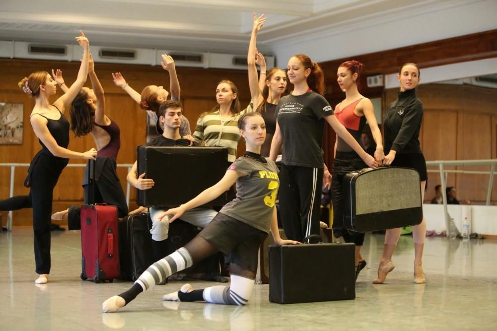 Балет на софийска опера, Фотограф: Светослав Николов
