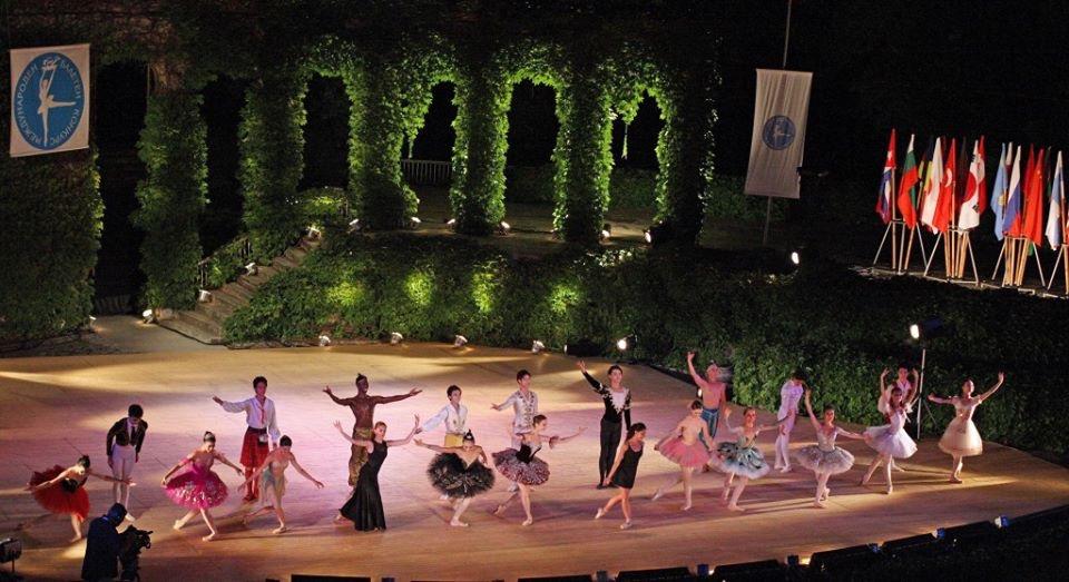 балетна олимпиада варна