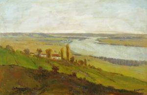 Изглед към Дунав, 83x56